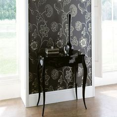 Nalini wallpaper from the Lalika collection by Harlequin