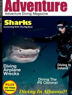 Adventure Diving Magazine  Magazine - Buy, Subscribe, Download and Read Adventure Diving Magazine on your iPad, iPhone, iPod Touch, Android and on the web only through Magzter