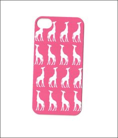 giraffe iphone 4 case iphone 4 cover iphone 4s by icasecouture, $15.00