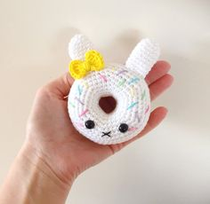 All 3 Easter Bunny PDF Patterns amigurumi от SuperCuteDesignShop