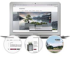 Agentur für Design & New Media Development Web Design, New Media, Polaroid Film, Nice Asses, Design Web, Website Designs, Site Design