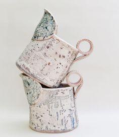 Ceramic Pottery, Tea Cups, Asia, Ceramics, Jewellery, Tableware, Ceramica, Pottery, Jewels