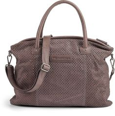 FREDsBRUDER Tasche PUNCH HOLE in taupe