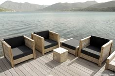 Furniture by bauholz