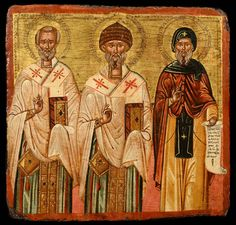 Holy Martyrs Acyndinus, Pegasius, Anempodistus, Aphthonius, Elpidephorus: During their imprisonment,angels of God appeared to them...& once the Lord Christ Himself... Torturer,Aphthonius, saw with wonder that boiling lead did no harm to the martyrs,he believed in Christ & cried out: 'Great is the Christian God!' & then beheaded.... the King commanded the 3 be sewn into goat-skins & thrown into the sea. 4 angels helped the martyrs to dry land... Elpidephorus was killed with 7,000 other…