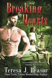 My Muse's Musings: Changes To The Cover for Breaking Hearts