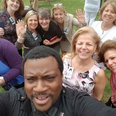 Me and all my ladies.... hehe... the reunion was so much fun...