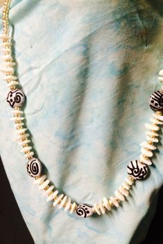Alaska beaded necklace