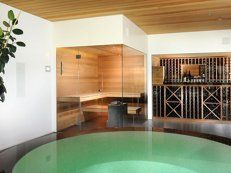 Prestige Saunas offer unique design features for your sauna or steam room. Get inspiration for your project in our gallery. Sauna Steam Room, Wine Cellar, Spa, Saunas, Gallery, House Ideas, Inspiration, Design, Riddling Rack