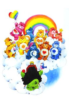 199 Best Care Bears Images In 2019 Care Bears Cousins Infancy