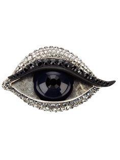 LANVIN - Eye Brooch