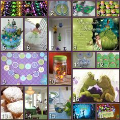 A blog about Disney including history, theme parks, movies, cartoons and music.  Disney Party Inspiration Boards.