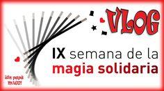 Vlog resumen de la IX Semana de la Magia Solidaria de la Fundación Abracadabra. Regalando Magia con toda la Ilusión. #isFamilyFriendly Su canal : https://www.youtube.com/channel/UCycAiSGLOFCttMfR1qYnVkg