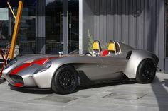 Jannarelly Roadster Side