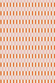 'Agnes' geometric pattern design in pink and rusty orange, from my 'Twill' Collection. Take a look at my portfolio for more pattern inspiration... Textile Patterns, Textile Prints, Textile Design, Print Patterns, Surface Pattern Design, Pattern Art, Family Painting, Pretty Drawings, Photo Wall Collage