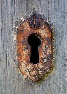 ... wo ist der passende Schlüssel... ❤️