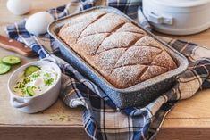 ČTYŘZRNNÝ ŠPALDOVÝ CHLÉB Bread, Food, Meal, Essen, Breads, Buns, Sandwich Loaf