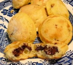 Have you ever heard of ebelskivers, the mini stuffed pancake? These filled pancakes, first made by the Scandinvians, are a delicious breakfast...