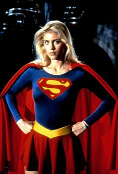 Helen Slater from Supergirl The Movie DC Comics Superman