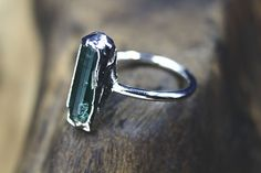Raw Gemstone Jewelry and Custom Bridal Jewelry by the Fox and Stone Bohemian Wedding Rings, Silver Wedding Rings, Diamond Wedding Rings, Alternative Bridal Jewellery, Alternative Engagement Rings, Raw Gemstone Jewelry, Traditional Engagement Rings, Promise Rings For Her, Raw Gemstones