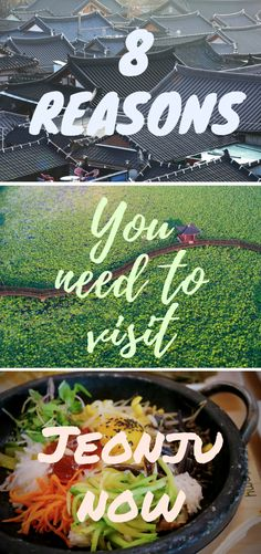 Jeonju is a cultural gem in the middle of South Korea. Check out our top reasons that you need to make Jeonju your next weekend getaway! Jeonju, South Korea Travel, Asia Travel, Travel Tips, Travel Destinations, Jeju Island, Seoul Korea, Vacation Trips, Vacations