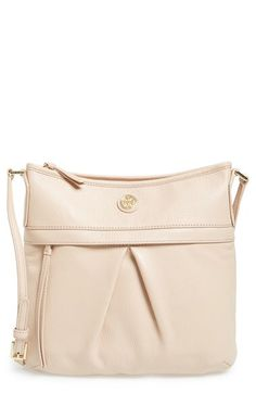 510f8a475f56 Tory Burch Tory Burch Leather Swingpack available at  Nordstrom Pebbled  Leather