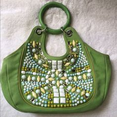 Chloe Beaded purse !!!! In excellent condition pre loved authentic, i do not have  dustbag and card Chloe Bags