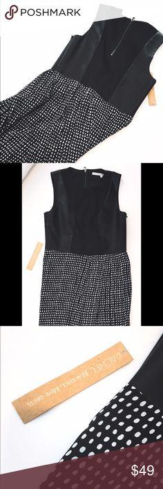 Rachel Roy brand new dress Polka dot great dress medium length size 4 RACHEL Rachel Roy Dresses Midi