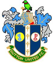 Full name: Sutton United Football Club  Nickname(s): The U's  Founded: 5 March 1898; 118 years ago  Ground:Gander Green Lane, Sutton  Capacity: 5,013 (765 seated)  Chairman: Bruce Elliott Manager: Paul Doswell League:National League 2015–16 National League South, 1st (promoted)