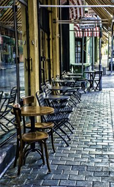 Cafe by Philip Golan, via 500px