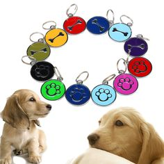 Free Shipping Anti-Lost Personal Pet ID Tag Dog Collar Pendant Tags Stainless Steel Colorful Pet Accessories // FREE Shipping //     Buy one here---> https://thepetscastle.com/free-shipping-anti-lost-personal-pet-id-tag-dog-collar-pendant-tags-stainless-steel-colorful-pet-accessories/    #nature #adorable #dogs #puppy #dogoftheday #ilovemydog #love #kitty #kitten #doglover #catlover