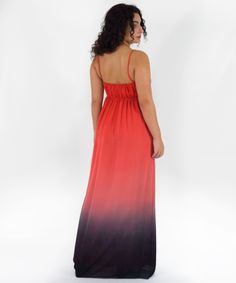 Φόρεμα Μάξι Κόκκινο   Vaya Fashion Boutique