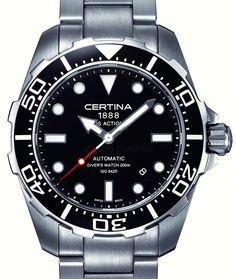 "Certina DS Action Diver Watches - by Rob Nudds - on aBlogtoWatch ""The release of the Certina DS Action Diver watches gives me a good opportunity to dispense some credit where credit's due: As one of the Swatch Group's more forgotten brands, Certina watches often pass me by without any conscious recognition. I've found that I quite like their products when someone puts one in my hands and I get the chance to play around with it for a while, but I'm not sure I could tell you what to expect..."""