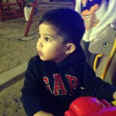 My Little Man, AJ