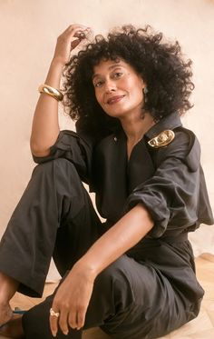 How Tracee Ellis Ross Took on the Curl-Care Industry: Cover Story | Allure