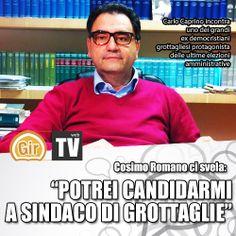 """""""POTREI CANDIDARMI A SINDACO DI GROTTAGLIE"""", COSIMO ROMANO E' IL PRIMO CANDIDATO? - Gir Grottaglieinrete"""