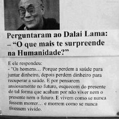 25 Melhores Imagens De Espiritualidade Dalai Lama Pensando Em