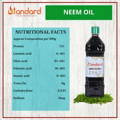 Cold Pressed Neem Oil - For Acne Relief - Skin Replenishing & Scar Removal - Natural Pest Control & Mosquito Repellent - Act as a Natural Fertilizer in Terrus Gardening & Organic Farming Azadirachta Indica, Cold Pressed Oil, Best Hair Oil, Information Processing, Neem Oil, Cold Sore, Names With Meaning, Organic Farming