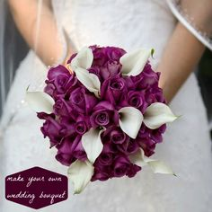 How to Create Your Own Wedding Bouquet