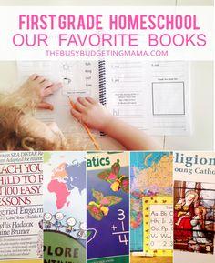 favorite homeschooling books-thebusybudgetingmama