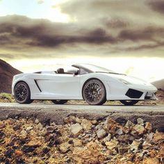Beautiful Lamborghini Gallardo