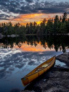 Boundary Waters Canoe Area Wilderness - Minnesota
