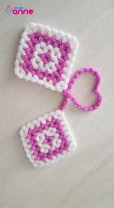 Diy Art, Crochet Necklace, Anne, Places, Diy Artwork