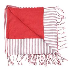 Welcome to Blε - Ble Resort Collection Striped Towels, Red Stripes, Blanket, Sea, Collection, Blankets, Ocean, Carpet