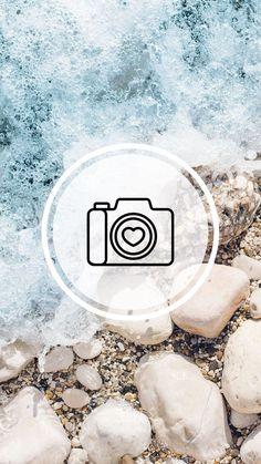 Pin on Story Highlights Instagram Beach, Instagram Logo, Free Instagram, Instagram Story Ideas, Instagram Feed, Instagram Accounts, Beach Highlights, Story Highlights, Beach Icon