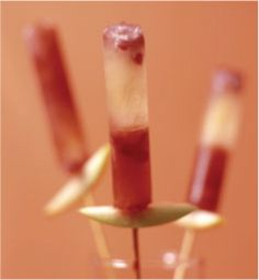 Collection of popsicle recipes