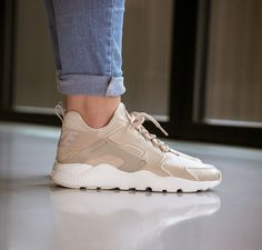 huge selection of 411d7 eb911 Air Huarache Run Ultra SI Womens - Oatmeal