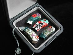 slip-on hearing aid covers - great idea