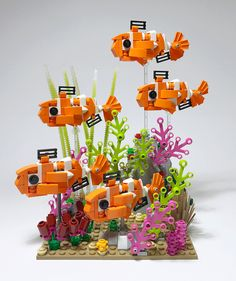 LEGO Coral reef-05