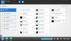 Dateien sicher speichern, synchronisieren und teilen
